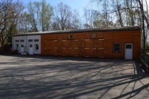 Garagen und Holzwerkstatt